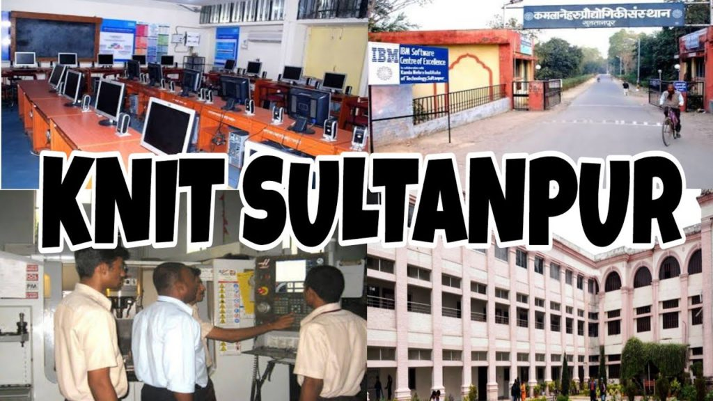 Knit Sultanpur Top Engineering College In Up