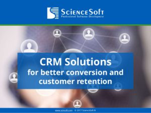 Crm Solutions For Better Conversion And Customer Retention 1 638