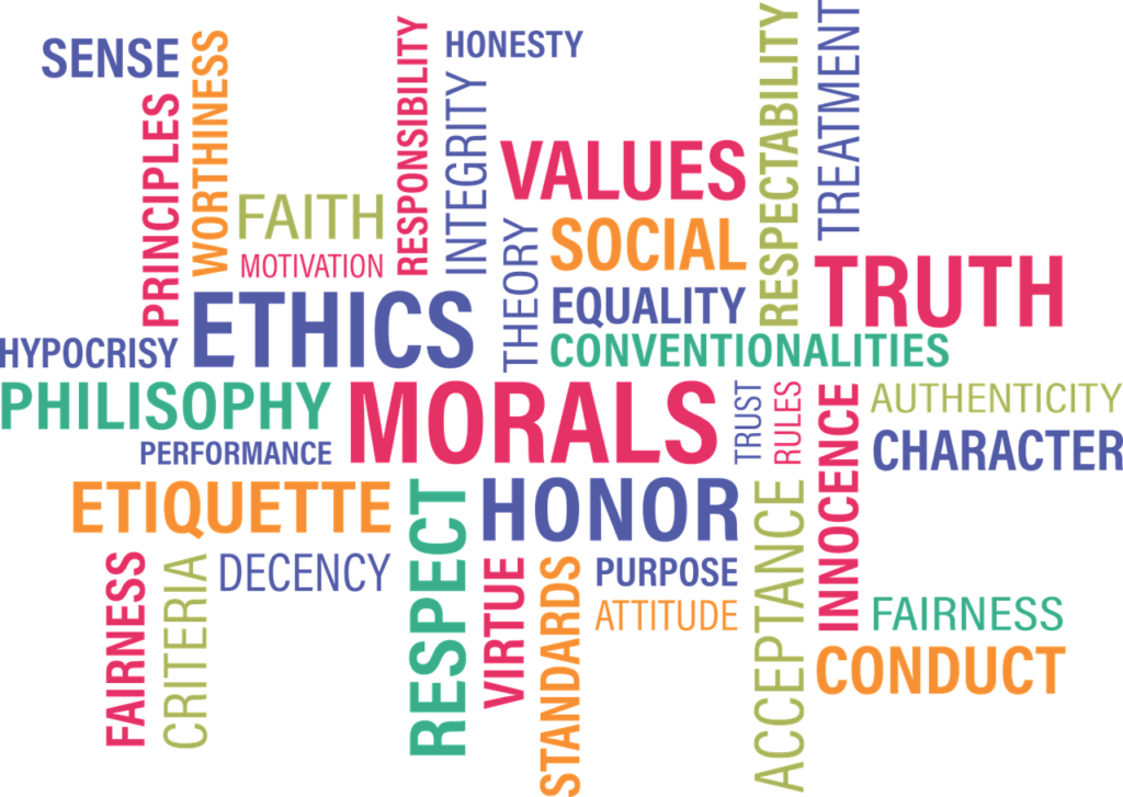 moral science for 10th