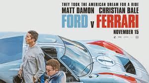 Ford v Ferrari 2019 Full Movie Reviews – Entertainment