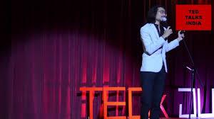 Bhuvan Bam at SRK'S Ted Talks India - YouTube