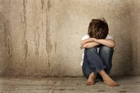 effects of an unhealthy home atmosphere on a child such as depression