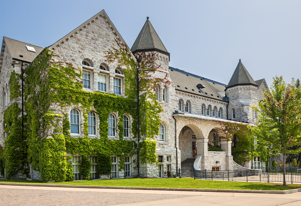 Master of Science in canada