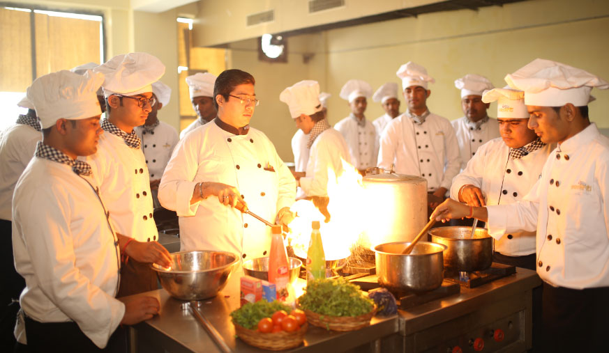 hotel management and catering technology