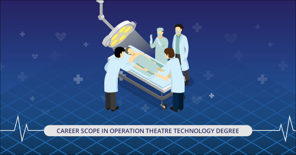 Career Scope In Operation Theatre Technology Degree